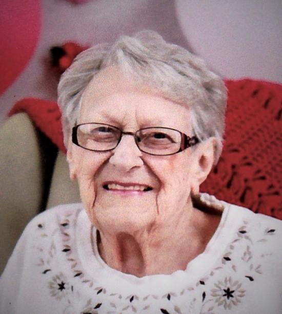 Pauline Lucy Slaton
